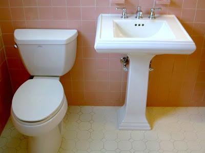upgrade bathroom fixtures