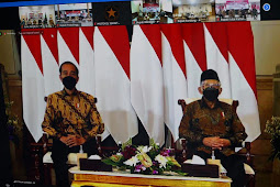 Penurunan Tren Kasus Covid-19 di Bengkulu Tuai Pujian Presiden Jokowi