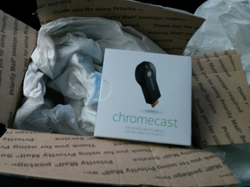 Chromecast Has Landed - 3