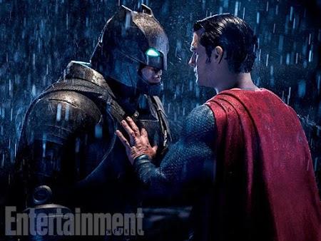 Nuevo spot y algunas imagenes de Batman v Superman