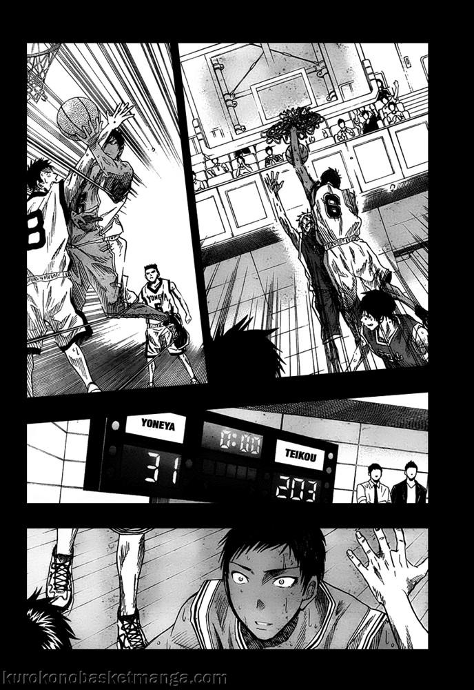 Kuroko no Basket Manga Chapter 41 - Image 08