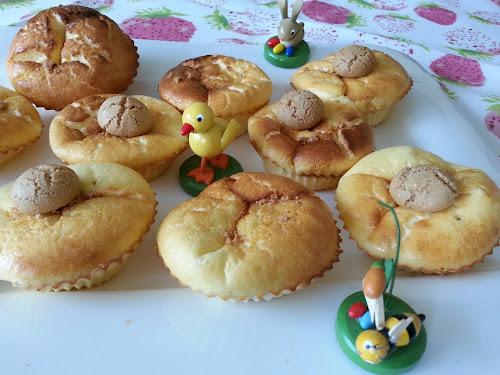 Amarettinis-Käsekuchen-Muffins