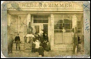 Weber & Zimmer Dry Good Store, Virginia Ave., Indianapolis