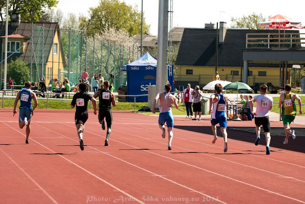 XXX SELL Games - Tartu Student Games 2014, May 16: Athletics, Mini-Football @Tamme Stadium