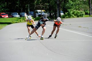 Rulleskøyter Bugården. Sandefjord Skøiteklub. Inline. Inlineløp 2017
