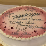 Appreciation Luncheon for Staff and Faculty of STBCA