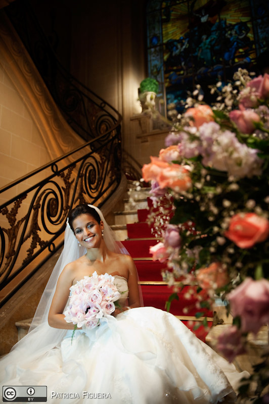 Foto de casamento 0210 de Daniele e Kenneth. Marcações: 24/07/2010, Casamento Daniele e Kenneth, Rio de Janeiro.