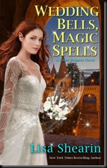 Wedding Bells, Magic Spells  (Raine Benares #7)