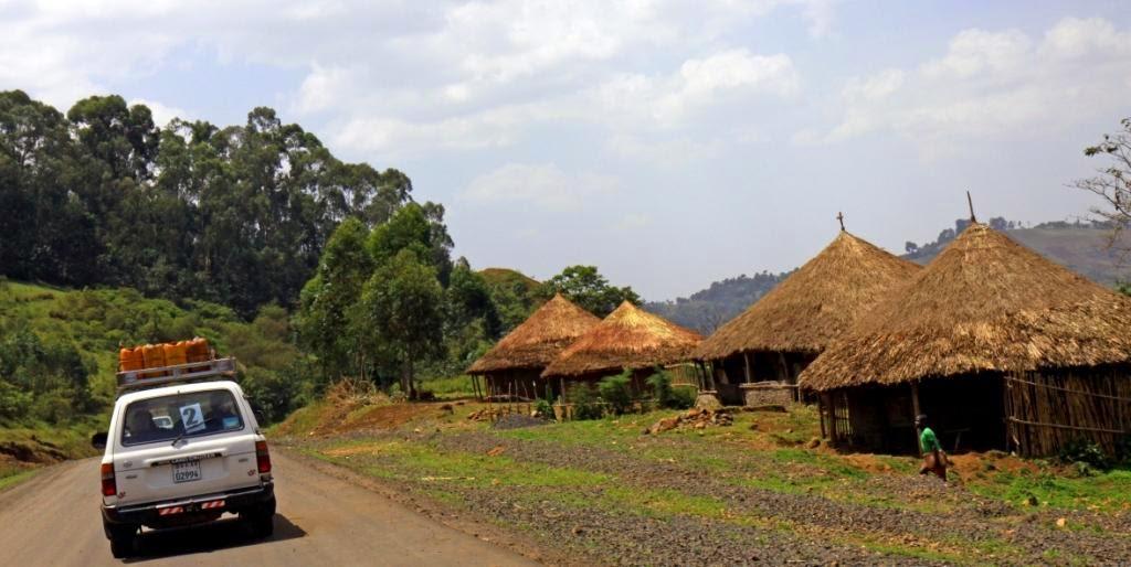 Kelione i Etiopija.Autorius: Tomas Baltusis