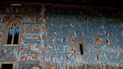 Bucovina_Voronet Manastirea