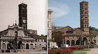 Before and After (and Before): Santa Maria in Cosmedin