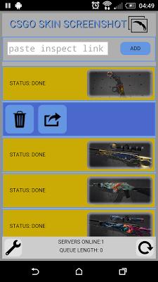 skin screenshot - screenshot