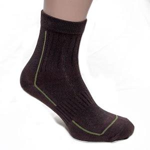 Шкарпетки треккінгові літні (коричневі)