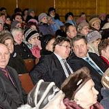 Как обычно в центре зала - глава администрации МО Суворовский район Г.В. Сорокин.