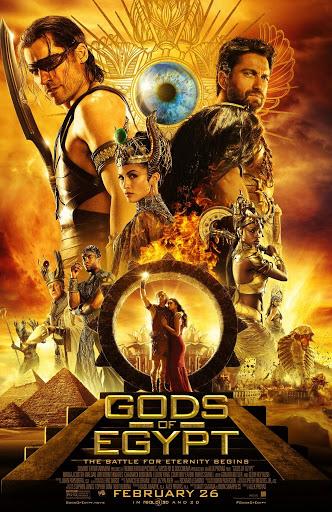 Οι Θεοί της Αιγύπτου (Gods of Egypt) Poster