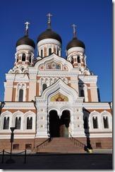 12 Tallin cathedral Alexandre Nevski