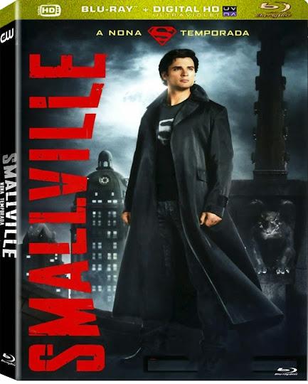 Smallville 9º Temporada (2010) Blu-Ray 720p Download Torrent Dublado