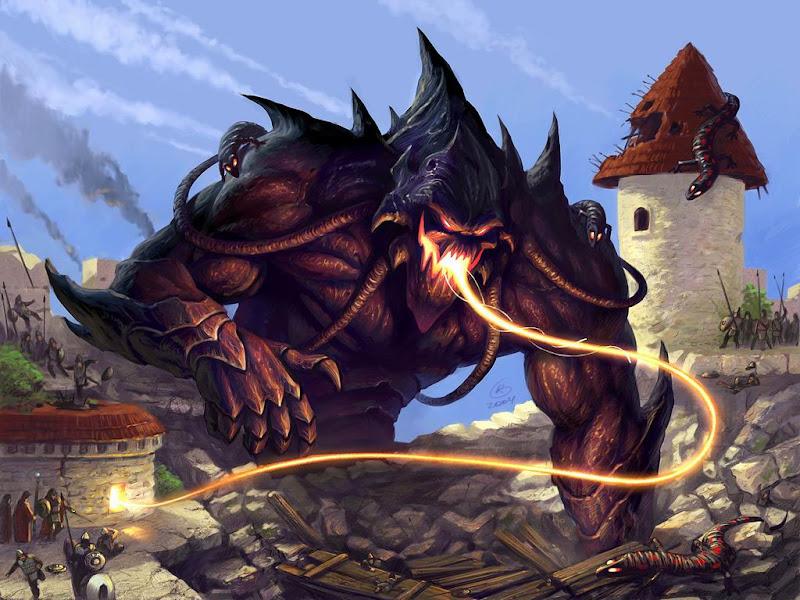 Dark Goddess Of Hatred, Demons 2