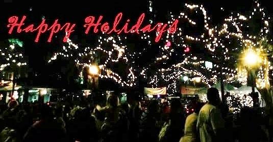 A Festival of Lights in White Springs