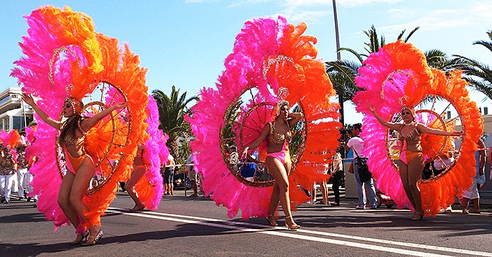 tenerife, pretty week, canary islands, landscapes, carnival