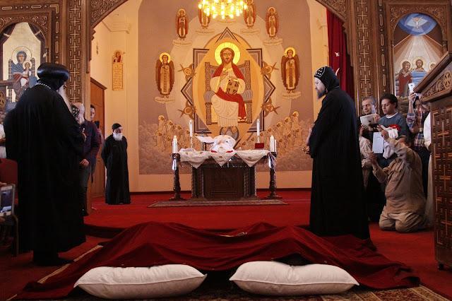 Consecration of Fr. Isaac & Fr. John Paul (monks) @ St Anthony Monastery - _MG_0455.JPG