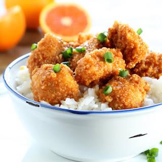 Chinese-Style Gluten Free Orange Chicken