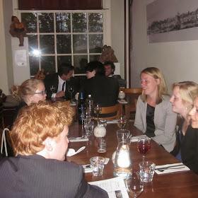 Recruitmentdiner Damsté Advocaten & Notarissen (06 oktober 2011)2011