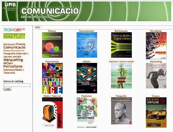 Web llibres electronics