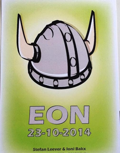 Geboortekaart Eon