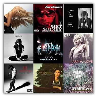 itunes41 VA – iTunes SiNGLES PACK Vol.41 (2011)