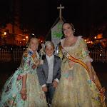 San Juan 2015 y Despedida Falleras Mayores y Presidente Infantil