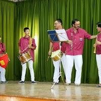 Audició Escola de Gralles i Tabals dels Castellers de Lleida a Alfés  22-06-14 - IMG_2382.JPG