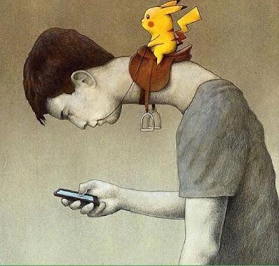 شاهد pokémon go وتأثير باقي الالعاب على المستخدمين
