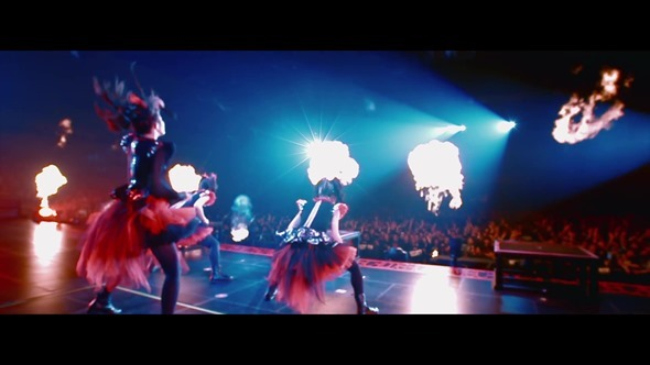BABYMETAL_THE ONE_music video_011