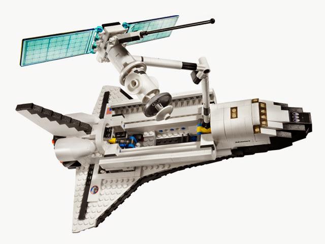 10213 レゴ スペースシャトル