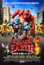 Escape From Planet Earth - Thoát khỏi trái đất