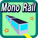 Draw→Moving! MonoRail Drawing! icon