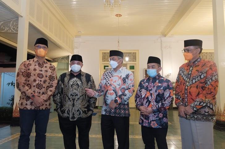 Presiden PKS Temui Sri Sultan HB X di Yogya, Ada Apa?