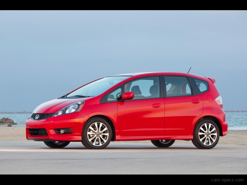 2012 honda fit hatchback specifications pictures prices for Honda fit horsepower