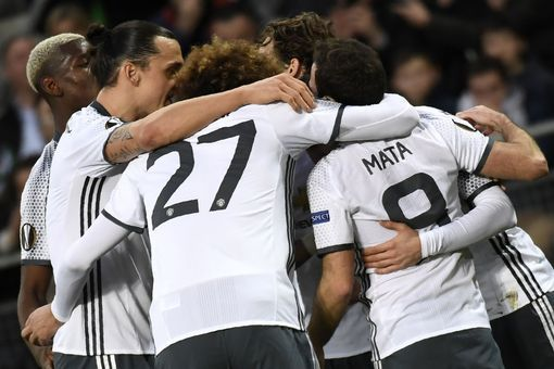VIDEO: Saint-Etienne Vs Manchester United 0-1 All Goal & Highlights (Europa League Round of 32)