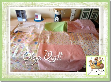 rag quilt Reis (page 1)
