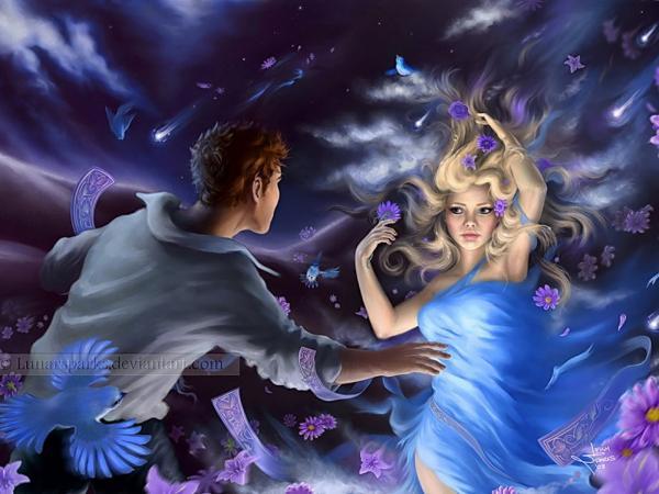Dance Of Blue Lady, Magic Beauties 3