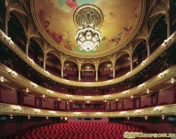 Королівський оперний театр Швеції, Стокгольм, Швеція
