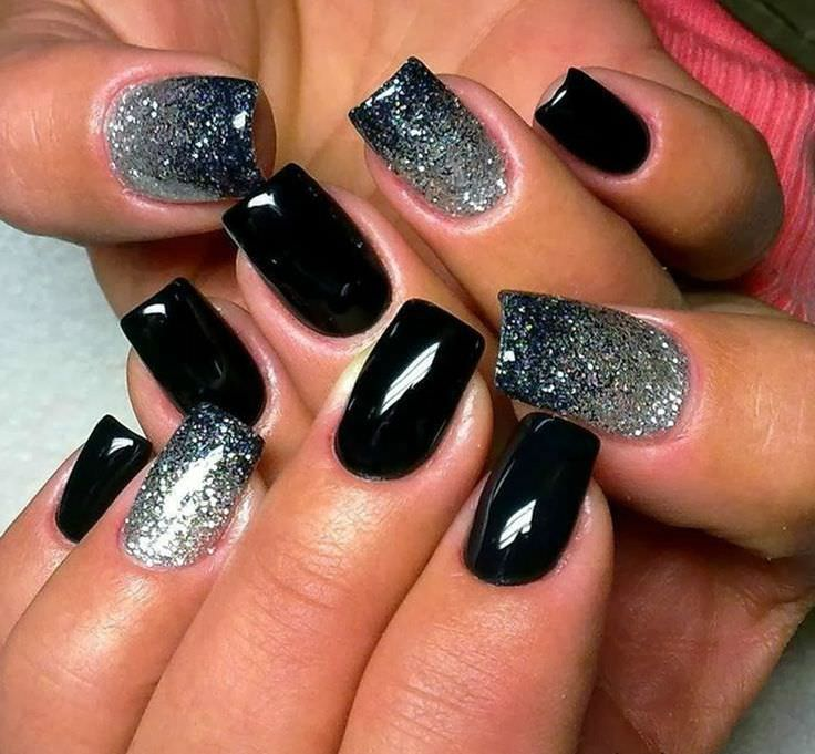 Attractive Gel Nails Design Pictures 2018 - Hairstyles 19