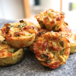 Vegetable Muffins.