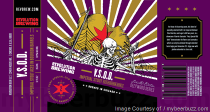 Revolution Brewing V.S.O.D.