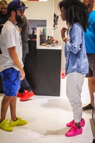 Adidas Superstar On Feet Tumblr