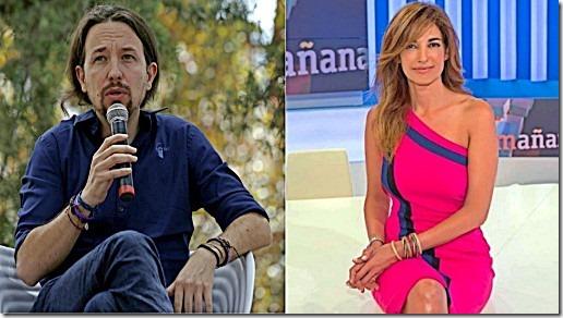 Mariló Montero entrevista a Pablo Iglesias