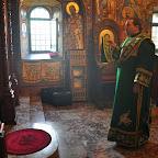 Митрополит служио Литургију у Доњем манастиру Острогу