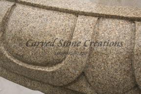 Exterior, Fountain, Granite, Samples